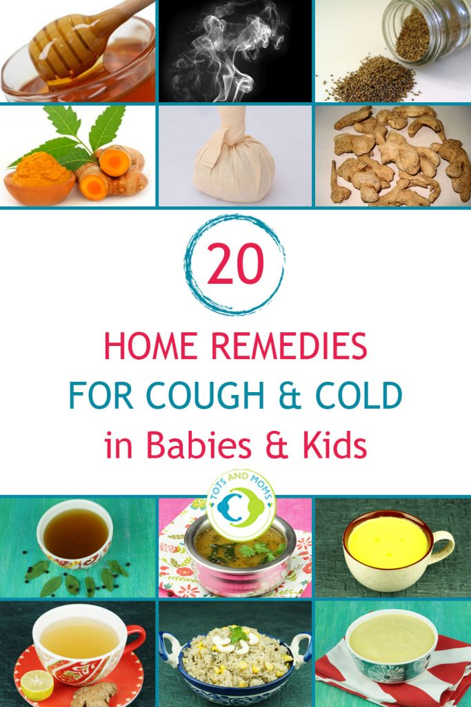 Natural Cold Remedies For Babies