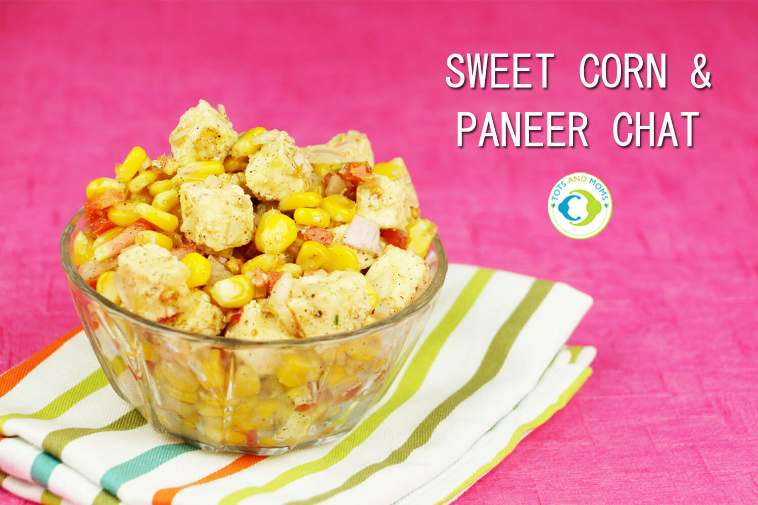 corn chat But today i am going to share a recipe of healthy vegan street food instead-- that  of indian corn chaat in india, corn cobs are consumed by.