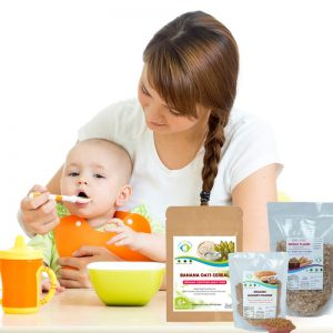 Buy Organic Baby Foods Online - Preservative, Additive, Sugar and Milk Solids Free