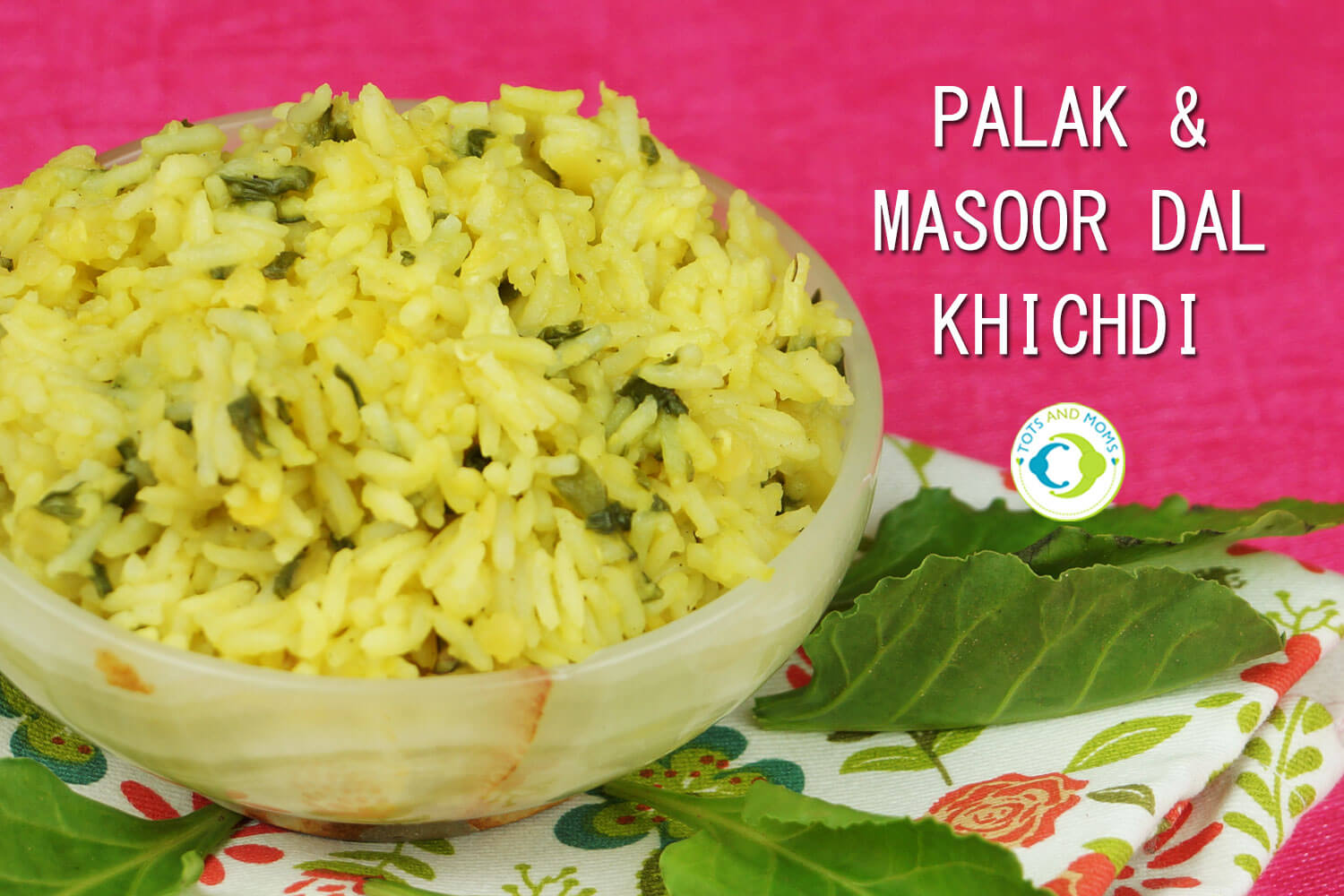 Spinach Amp Masoor Khichdi For Babies Toddlers Kids
