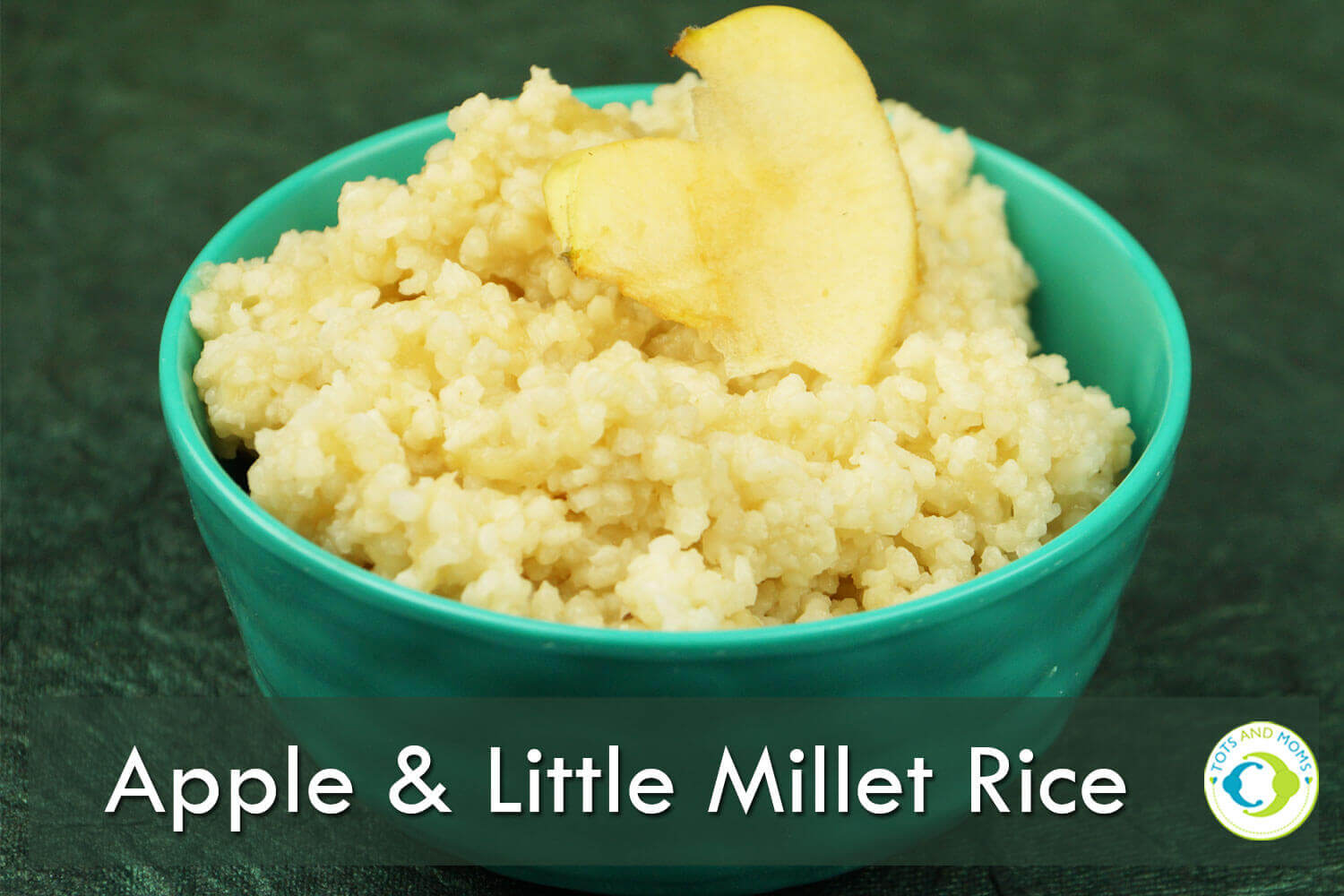 APPLE & LITTLE MILLET RICE KHEER for Babies, Toddlers, Kids & Family Which Millet is good for babies