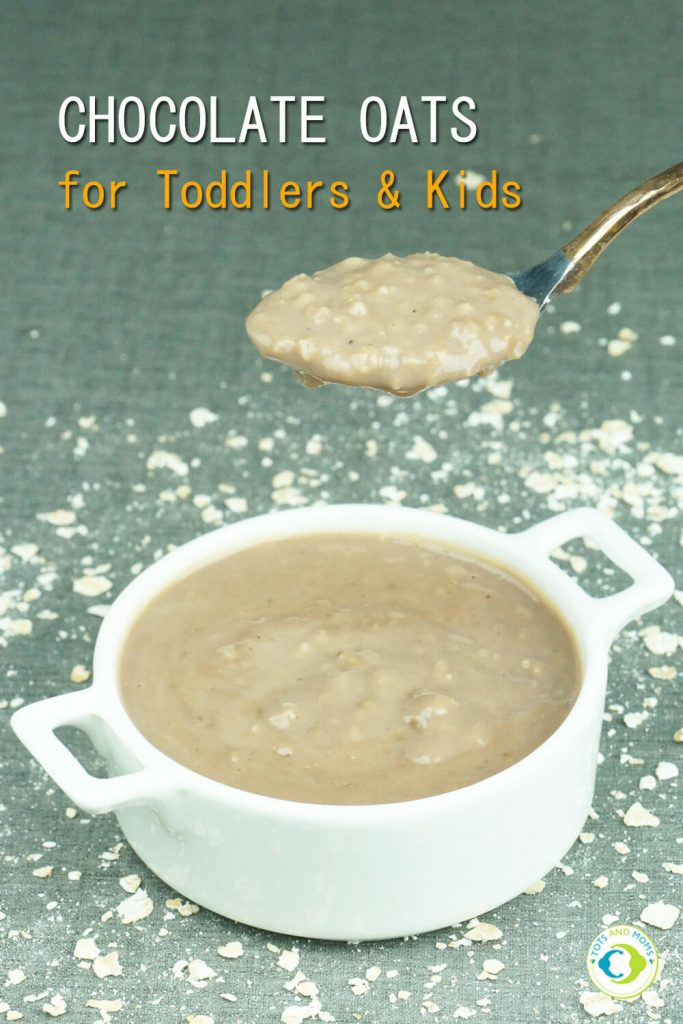 CHOCOLATE OATS For Toddlers, Kids & Family