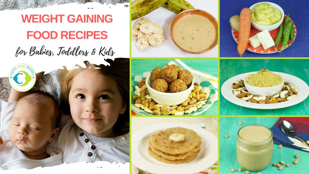21 best foods for healthy weight gain in babies tots and moms click image to download free e book forumfinder Gallery