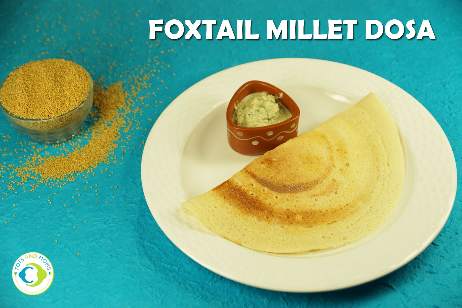 how to give foxtail millet for babies kids adults