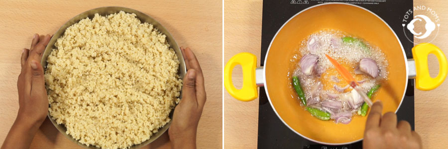 How to cook Foxtail Millet Rice