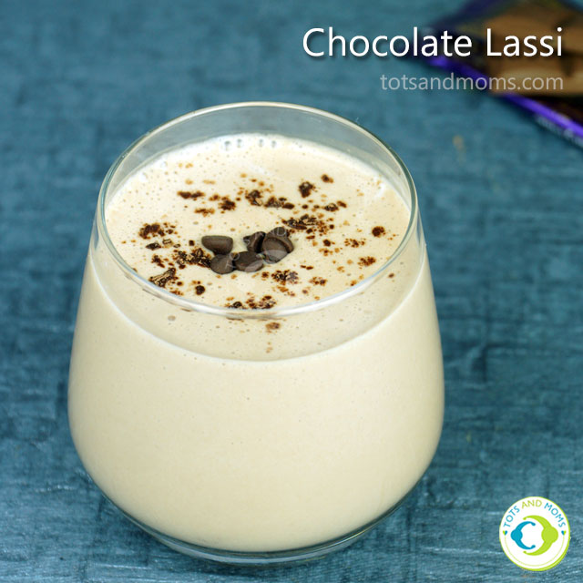 Homemade Chocolate Lassi Recipe for Kids & Family Yogurt Recipe Hindi Kannada