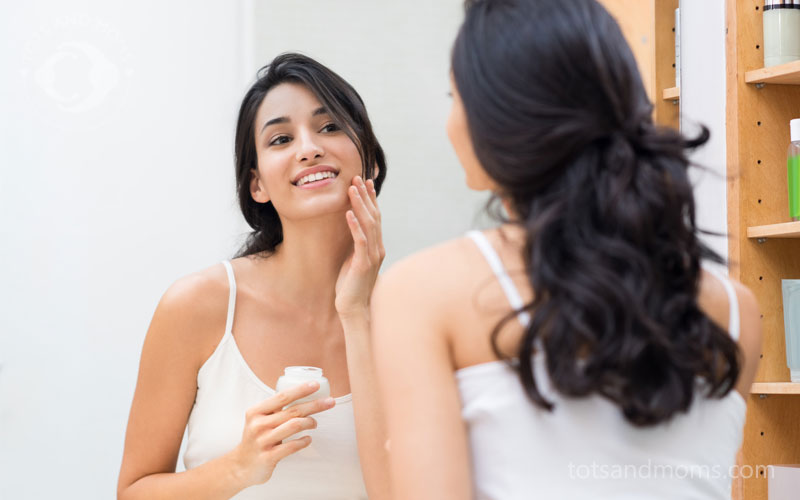 Best Top Easy Skin Care Tips for healthy & younger looking skin, kannada hindi moms woman